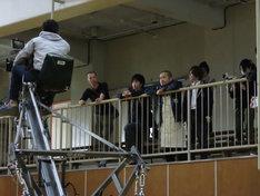 「バクマン。」メイキング写真 (c)2015 映画「バクマン。」製作委員会