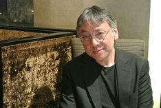 カズオ・イシグロ (c)Hiroshi Hayakawa