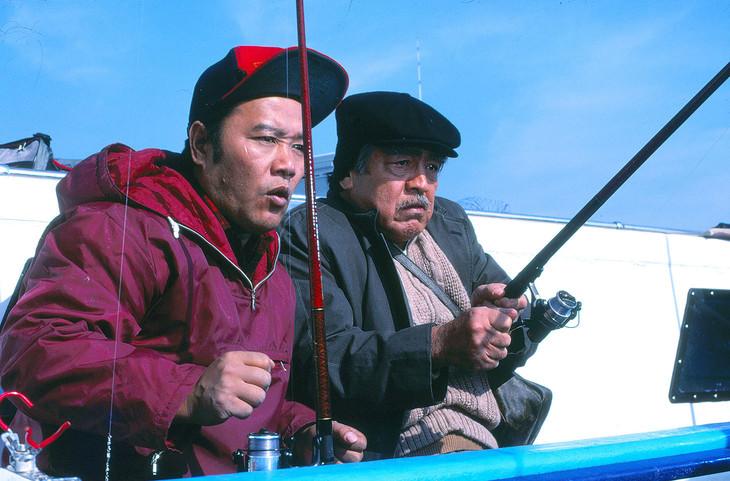 「釣りバカ日誌」 (c)1988松竹株式会社