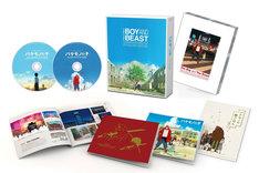 「バケモノの子」Blu-ray スペシャル・エディションの展開図。