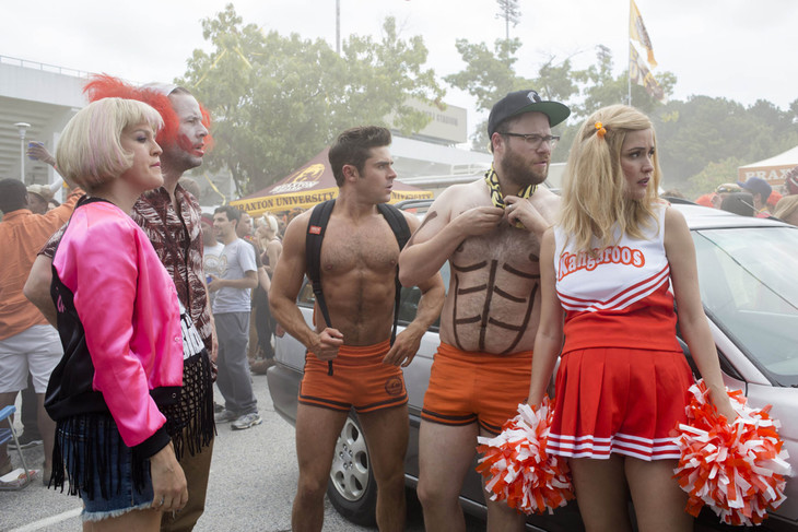 「Neighbors 2: Sorority Rising(原題)」(写真提供:Planet Photos / ゼータ イメージ)