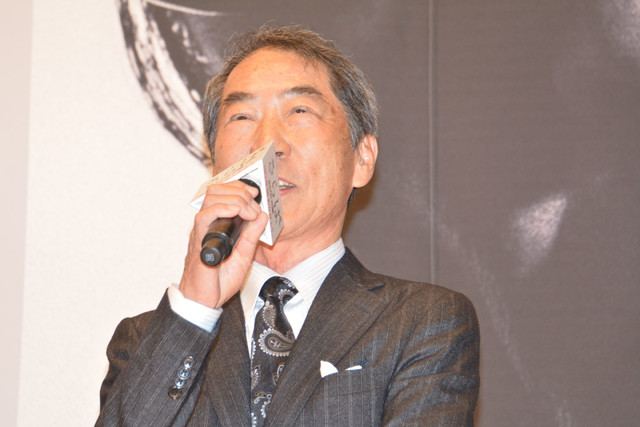 監督の村川透。