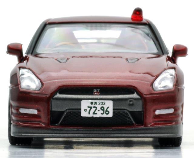 トミカリミテッドヴィンテージ NEO あぶない刑事01 日産GT-R 2014(赤)