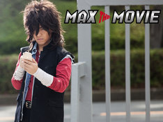「MAX THE MOVIE」より村井トモタケ役のマックスむらい。(c)AppBank株式会社・スタジオむらい株式会社