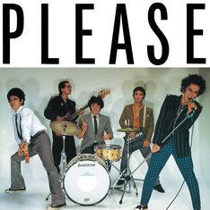 RCサクセションのアルバム「Please +4」ジャケット。(c)ユニバーサル ミュージック