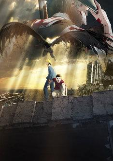 第2部「亜人 -衝突-」キービジュアル (c)桜井画門・講談社/亜人管理委員会