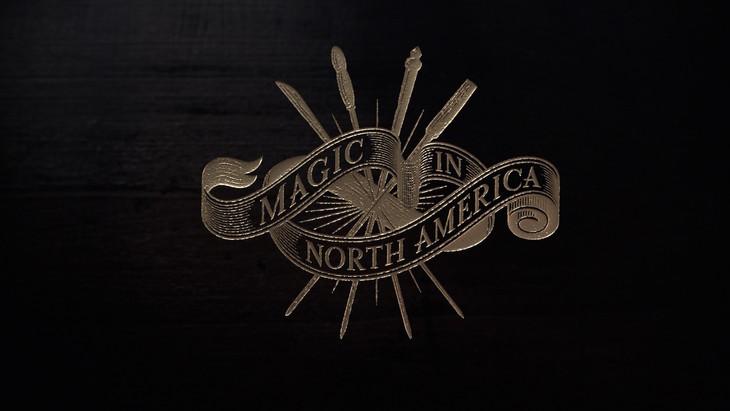 「北アメリカ大陸の魔法界」