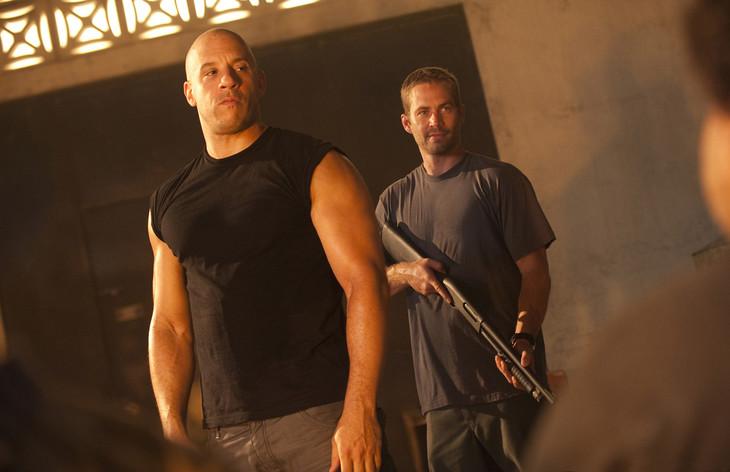 「ワイルド・スピード MEGA MAX」 (c) 2011 Universal Studios. All Rights Reserved.