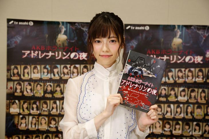 主演女優オーディションでナンバーワンに輝いた島崎遥香。
