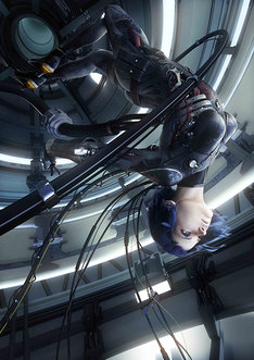 「攻殻機動隊 新劇場版 Virtual Reality Diver」イメージ