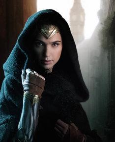 「Wonder Woman(原題)」より、ワンダーウーマン。(写真提供:Planet Photos / ゼータ イメージ)