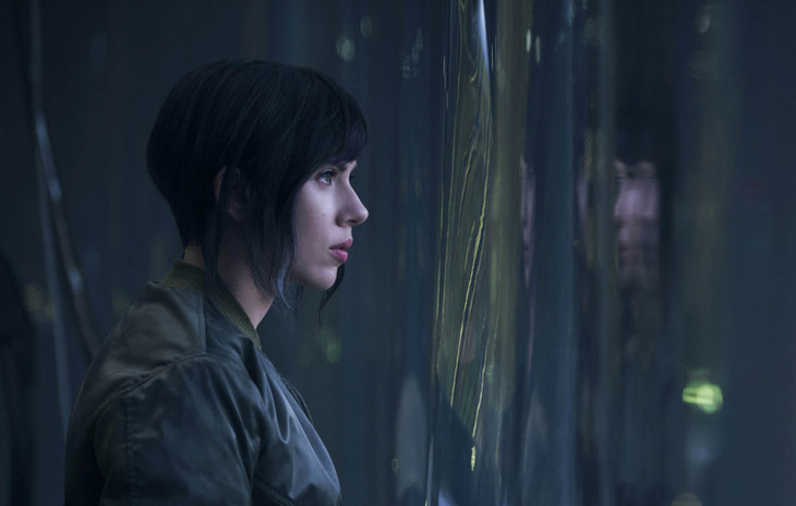 「Ghost in the Shell(原題)」(写真提供:Planet Photos / ゼータ イメージ)