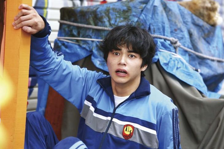 「ヒーローマニア-生活-」より、東出昌大が演じる中津。
