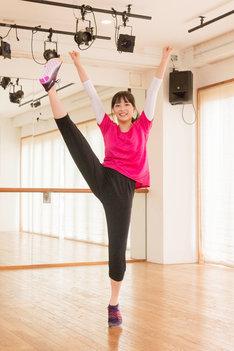「チア☆ダン~女子高生がチアダンスで全米制覇しちゃったホントの話~」に主演する広瀬すず。