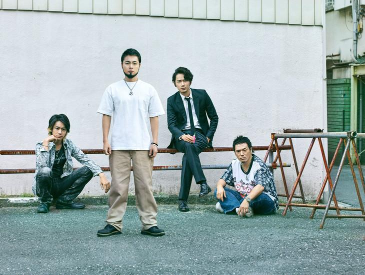 ドラマ「闇金ウシジマくん Season3」メインビジュアル