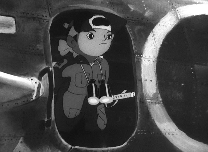 「桃太郎 海の神兵」デジタル修復版