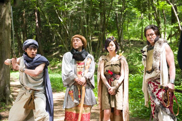 「勇者ヨシヒコと導かれし七人」 (c)「勇者ヨシヒコと導かれし七人」製作委員会