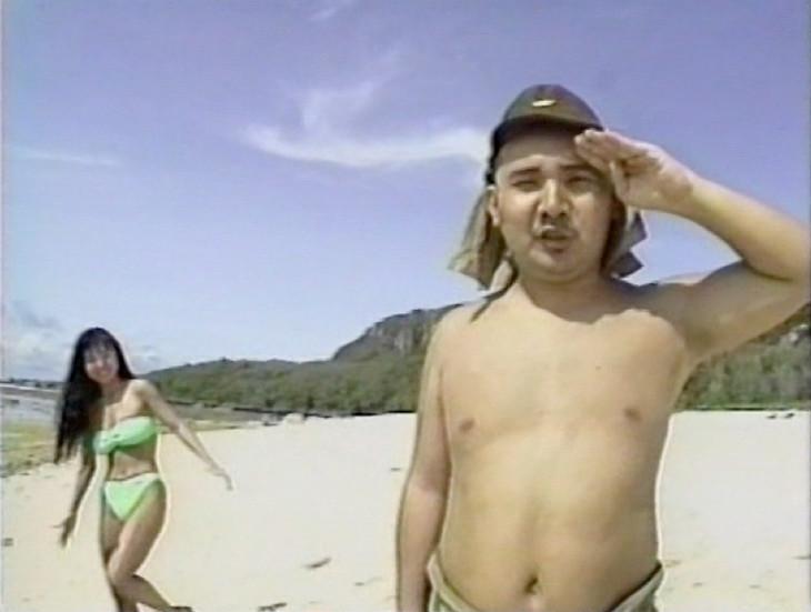 「太平洋の地獄 サイパン水着ギャルの戦争」