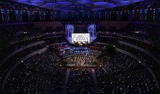 「ティム・バートン&ダニー・エルフマンのハロウィーンコンサート」他会場の様子。