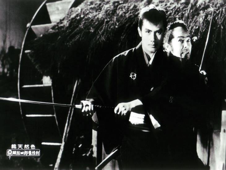 「眠狂四郎 魔性剣」 (c)KADOKAWA 1965