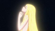 「宇宙戦艦ヤマト2202 愛の戦士たち」より、神田沙也加が声を当てるテレサ。