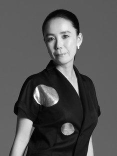 河瀬直美(photo:LESLIE KEE)