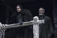 「ゲーム・オブ・スローンズ 第六章:冬の狂風」 (c)2016 Home Box Office, Inc. All rights reserved. HBO