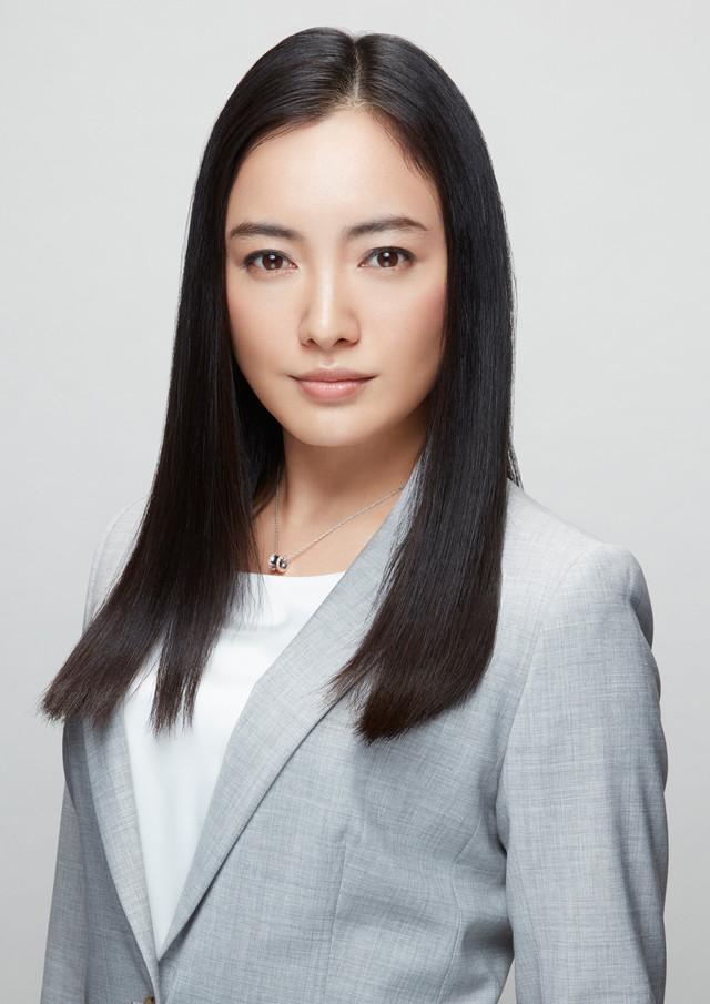 連続ドラマW「楽園」で前畑滋子役を務める仲間由紀恵。