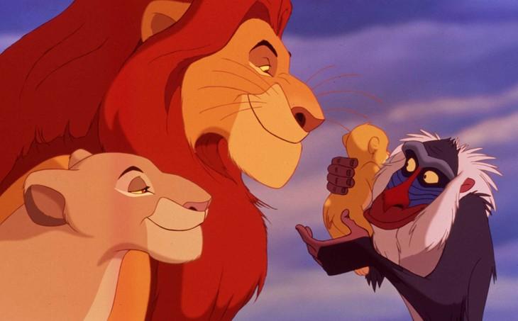誕生ライオンキング