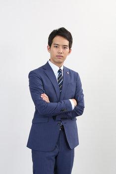 国木田晋太郎を演じる三浦貴大。