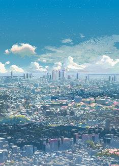 「秒速5センチメートル」ポスタービジュアル (c)Makoto Shinkai / CoMix Wave Films