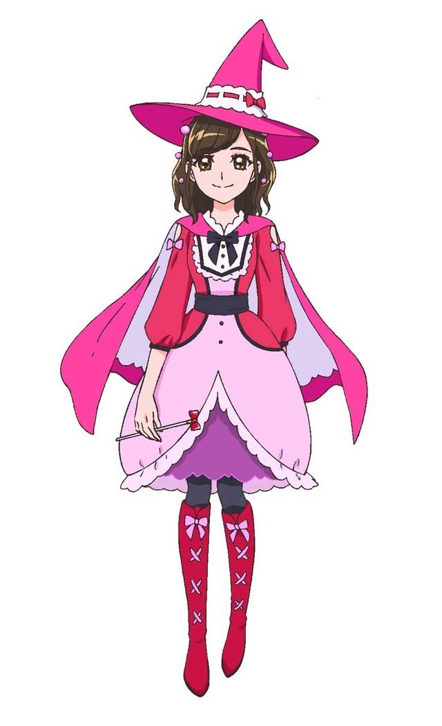 「魔法つかいプリキュア!」で渡辺麻友が演じるキャラクター・マユのビジュアル。(c)ABC・東映アニメーション