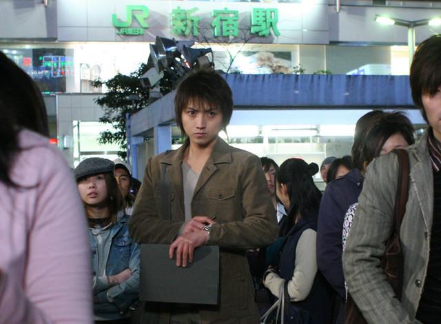 「デスノート 逆襲の天才」 (c)大場つぐみ・小畑健/集英社 (c)2006「DEATH NOTE」FILM PARTNERS
