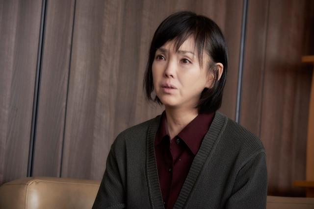 松田美由紀が演じる土井崎向子。