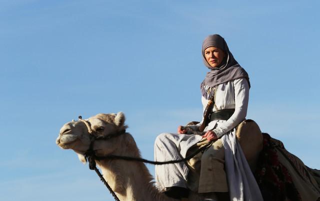 「アラビアの女王 愛と宿命の日々」