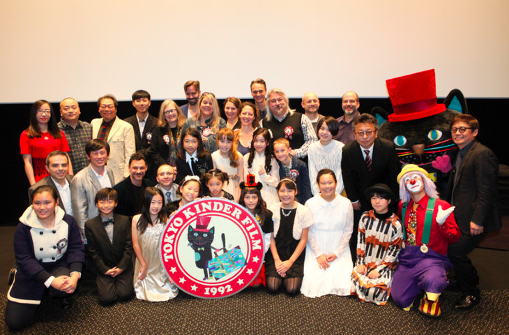 キネコ国際映画祭2016 & TIFFの様子。