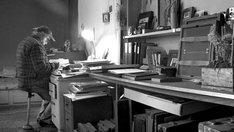 「アメリカンズ ロバート・フランクの写した時代」 1sub_Photo of Robert Frank by Lisa Rinzler, copyright Assemblage Films LLC