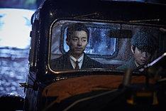 「密偵(原題)」より、コン・ユ演じるキム・ウジン。
