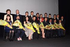 第8回TAMA映画賞授賞式の様子。