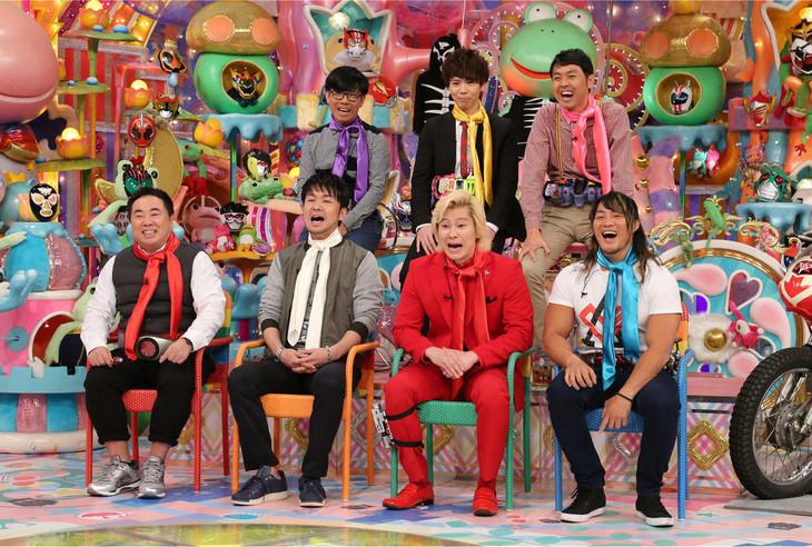 11月27日放送の「日曜もアメトーーク!」より。(c)テレビ朝日