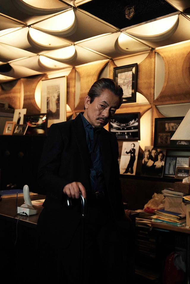 「TAP -THE LAST SHOW-」より、水谷豊演じる渡真二郎。