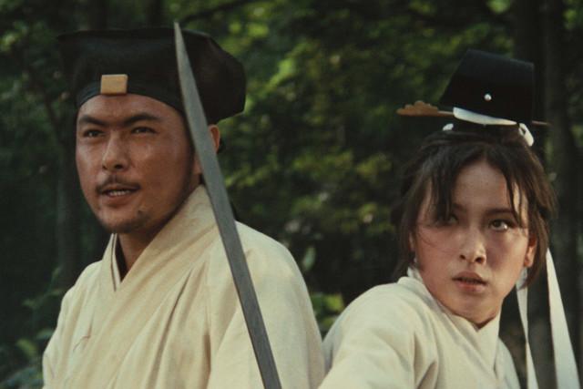 「侠女 デジタル修復版」  (c)1971 Union Film Co., Ltd./ (C)2015 Taiwan Film institute All rights reserved (for A Touch of Zen)
