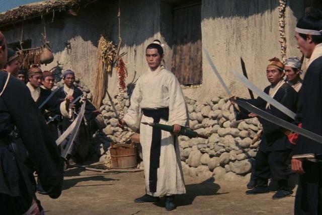 「残酷ドラゴン 血斗竜門の宿 デジタル修復版」 (c)1967 Union Film Co., Ltd./ (c)2014 Taiwan Film institute All rights reserved (for Dragon Inn)