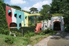 三鷹の森ジブリ美術館の外観。 (c)Museo d'Arte Ghibli