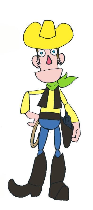 檜山修之演じるジョニーのキャラクター画像。