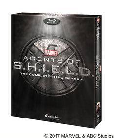 「エージェント・オブ・シールド シーズン3」Blu-ray COMPLETE BOX