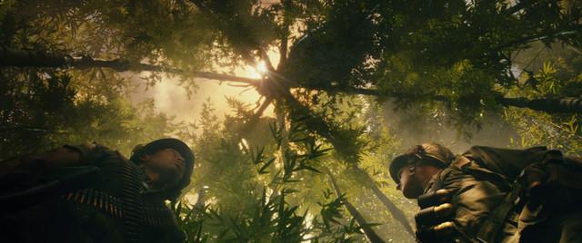 「キングコング:髑髏島の巨神」より、バンブー・スパイダー。