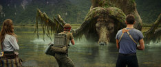 「キングコング:髑髏島の巨神」より、スケル・バッファロー。