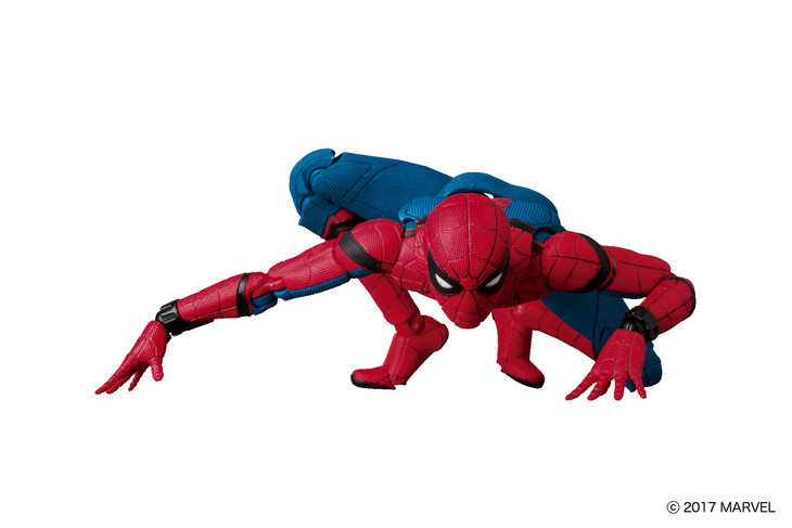 MAFEX SPIDER-MAN(HOMECOMING Ver.)