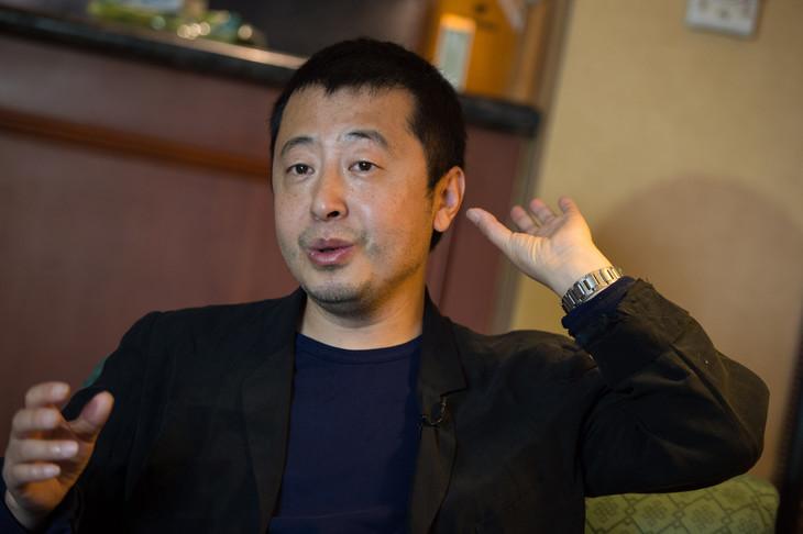 ジャ・ジャンクー(写真提供:Meng Tao Xinhua News Agency / Newscom / ゼータ イメージ)